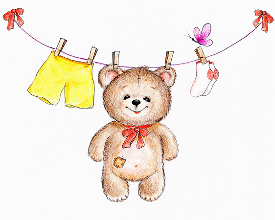 Bear & Pants<br>Preorder